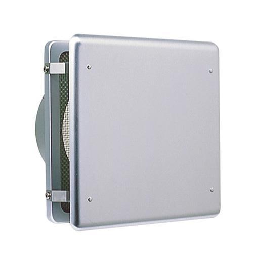 西邦工業 BL・外壁用アルミ製換気口 (フラットカバー付換気口) 角金網型10メッシュ 低圧損 <KNB-BL> 【型式:KNBK125BL-VP 00606953】[新品]