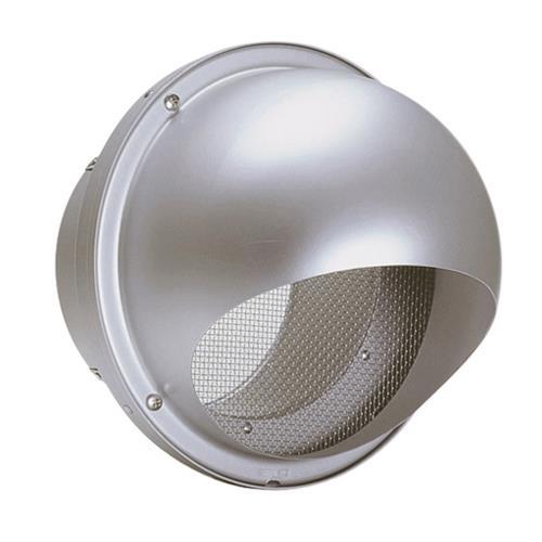 西邦工業 外壁用アルミ製換気口 (セルフード(C)) 同芯金網型10メッシュ 低圧損 <AFN> 【型式:AFN175 00606968】[新品]