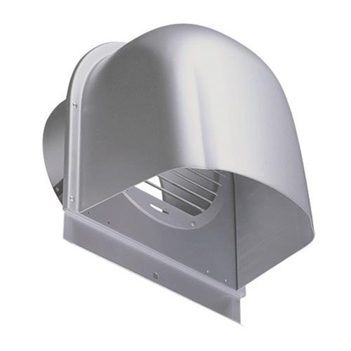☆>排水・通気金具 >通気・吸気・排臭機 >換気口・通気口 > 外壁用アルミ製換気口 (深型フード) ガラリ型 下部開放タイプ <CFX-A>☆ 西邦工業 外壁用アルミ製換気口 (深型フード) ガラリ型 下部開放タイプ <CFX-A> 【型式:CFX225A 00607106】[新品]