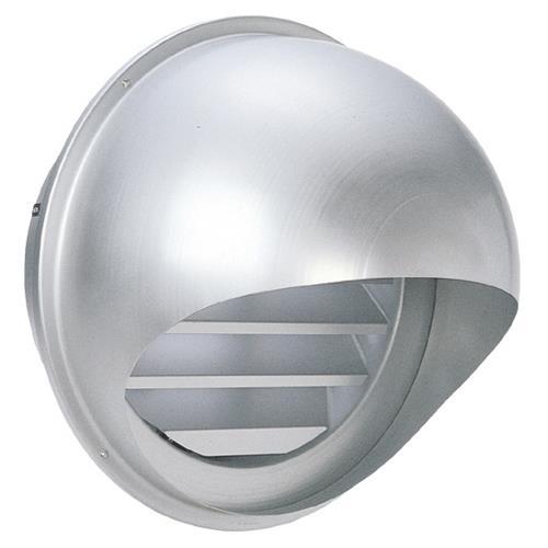 西邦工業 外壁用アルミ製換気口 (セルフード (C)) 同芯内向ガラリ型 大口径 <SFL> 【型式:SFL300 00607226】[新品]