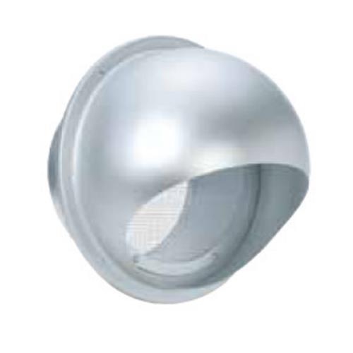西邦工業 外壁用アルミ製換気口 (セルフード (C)) 同芯金網型10メッシュ 大口径 <SFN> 【型式:SFN250 00607237】[新品]