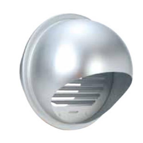 西邦工業 外壁用アルミ製換気口 (セルフード (C)) 同芯ガラリ型 大口径 <SFX> 【型式:SFX225 00607264】[新品]