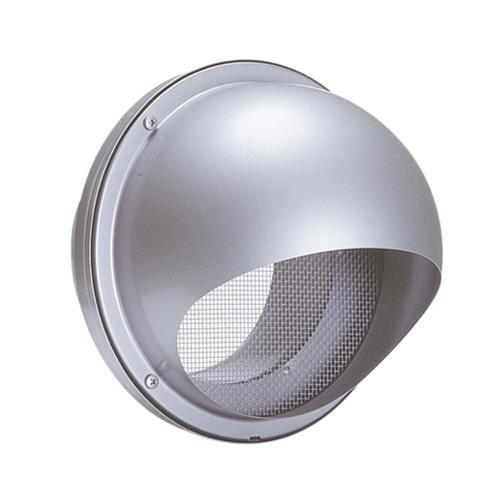 西邦工業 外壁用ステンレス製換気口 (セルフード(C)) 同芯金網型10メッシュ 低圧損 <AFN-S> 【型式:AFN200S 00607354】[新品]
