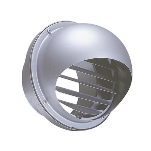 西邦工業 外壁用ステンレス製換気口 (セルフード(C)) 同芯ガラリ型 低圧損 <AFZ-S> 【型式:AFZ200S 00607368】[新品]