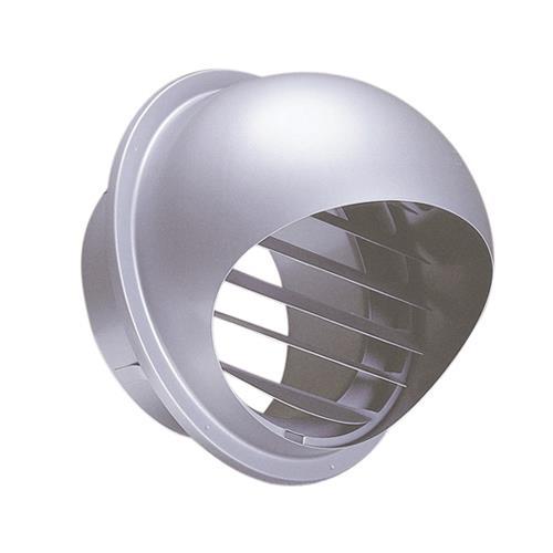 西邦工業 外壁用ステンレス製換気口 (セルフード (C)) 同芯ガラリ型 <SFX-ZS> 【型式:SFX175ZS 00607720】[新品]