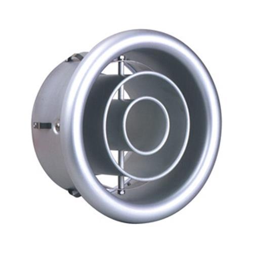 西邦工業 空調用吹出口 アルミニウム製ターボノズル <NT> 【型式:NT24 00607885】[新品]