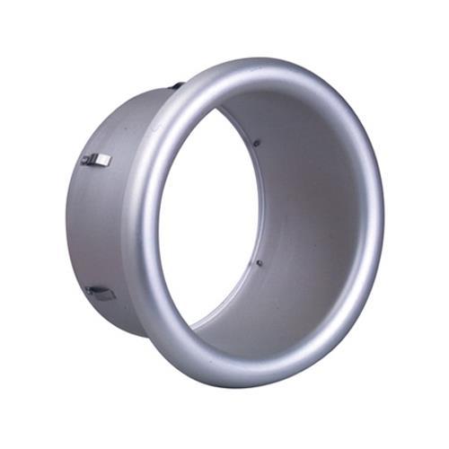 西邦工業 空調用吹出口 アルミニウム製ターボノズル <NP-B> 【型式:NP16B 00607910】[新品]