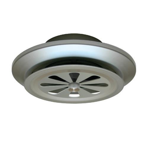 西邦工業 空調用吹出口 アルミニウム製天井用ミニディフューザー(シャッター付) <TX> 【型式:TX4 00608025】[新品]