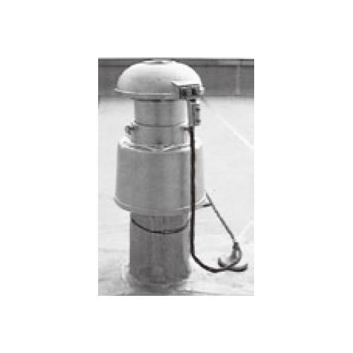 ☆>排水・通気金具 >通気・吸気・排臭機 >防水継手(通気管接続用) > 差込式 避雷針型防水継手 <WSK5>☆ 伊藤鉄工(IGS) 差込式 避雷針型防水継手 <WSK5> 【型式:WSK5-100 00858682】[新品]