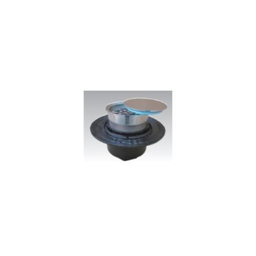 アウス 床排水トラップ(掃兼・内部目皿付き掃除口) <D-5B-3CO> 【型式:D-5B-3CO 00745732】[新品]