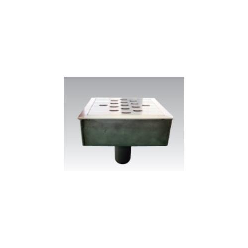 アウス ヘアーキャッチャー付 排水トラップ <DH-HC-VU> 【型式:DH-HC-VU-75 00745736】[新品]