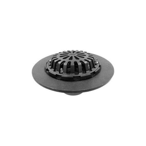 長谷川鋳工所 鋳鉄製たて型ルーフドレイン <RVWPD-K> 【型式:RVWPD-K-100 00794725】[新品]