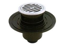 アウス 樹脂製防水型床排水トラップ <D-5B> 【型式:D-5B-PU 42040315】[新品]