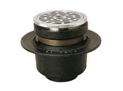 アウス 防水用床排水トラップ <D-5B> 【型式:D-5B-80 42040330】[新品]