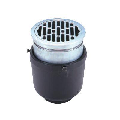 ダイドレ 床排水トラップ 非防水層用 <T5AF-PC> 【型式:T5AF-PC 50 43015055】[新品]