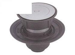 ダイドレ 床排水トラップ掃兼ドレン付 <T5BF-CODD-> 【型式:T5BF-CODD-SH-PC 50 43015229】[新品]