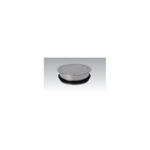 アウス 掃兼 ステンレス製掃除口 <D-PCA-P(SU)> 【型式:D-PCA-P(SU)-80 00745755】[新品]