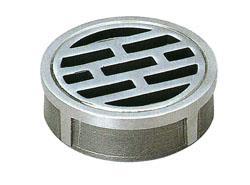 アウス ステンレス製排水目皿(内ネジ) <D-3ES> 【型式:D-3ES-200 42040514】[新品]