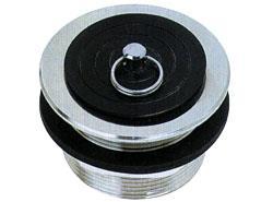 アウス ステンレス製共栓・ゴム栓(外ネジ) <D-6SR> 【型式:D-6SR-50 42040733】[新品]
