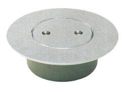 アウス ツバ広掃除口(VP・VU兼用) <D-COVT> 【型式:D-COVT-PU-N-125 42040910】[新品]