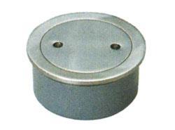 アウス ステンレス製掃除口(VP・VU兼用) <D-COVS> 【型式:D-COVS-PU-125 42041003】[新品]