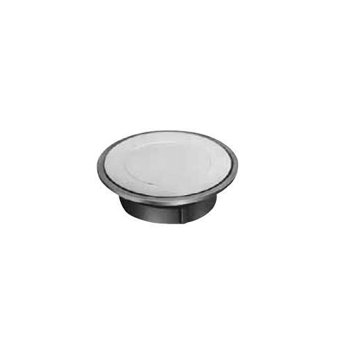 シート露出防水用 目皿付き床上掃除口(掃兼型) <COGROM> 【型式:COGROM-50 42202693】[新品]