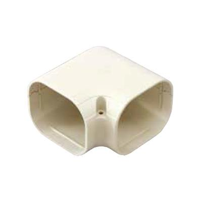 オーケー器材 平面エルボミニ <K-TDKM> 【型式:K-TDKM6AW(1セット:20個入) 43034607】[新品]