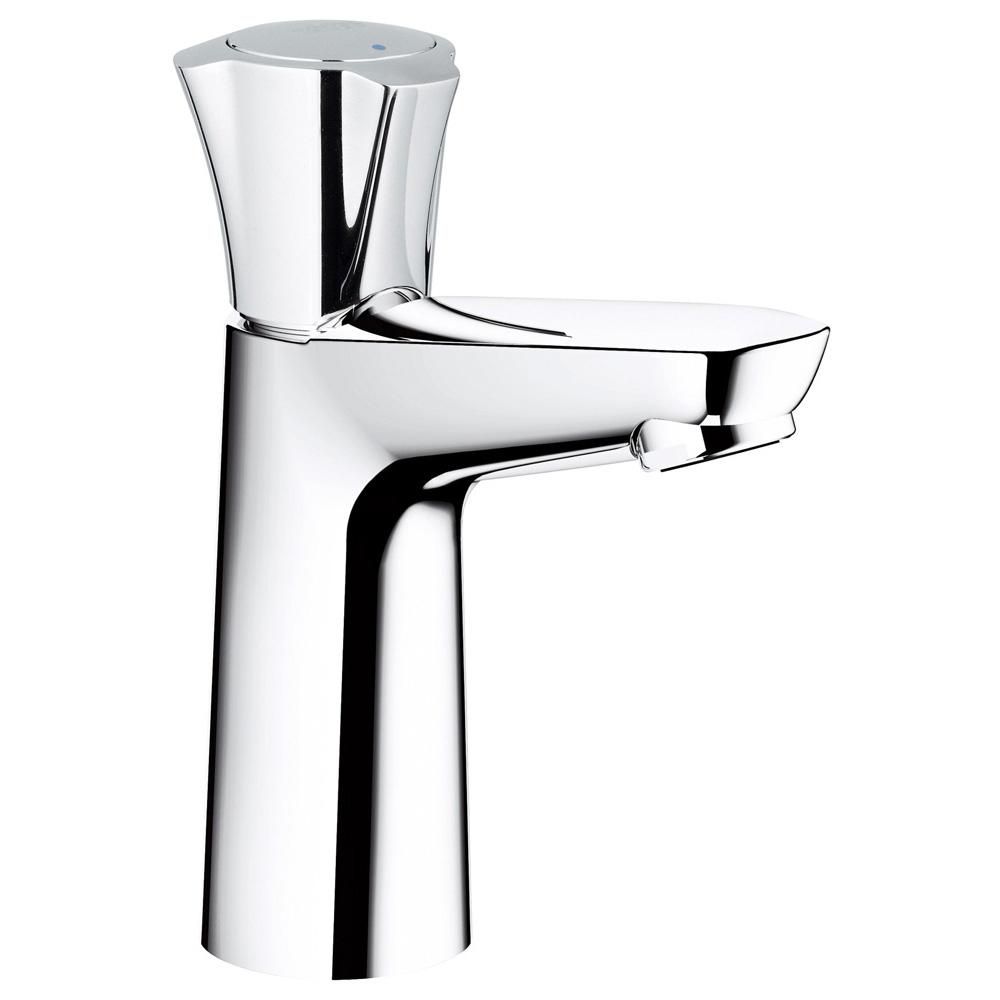 【直送商品】GROHE[グローエ] 洗面用水栓 【20 186 10J】 コスタ 単水栓 [新品]【NP後払い不可】