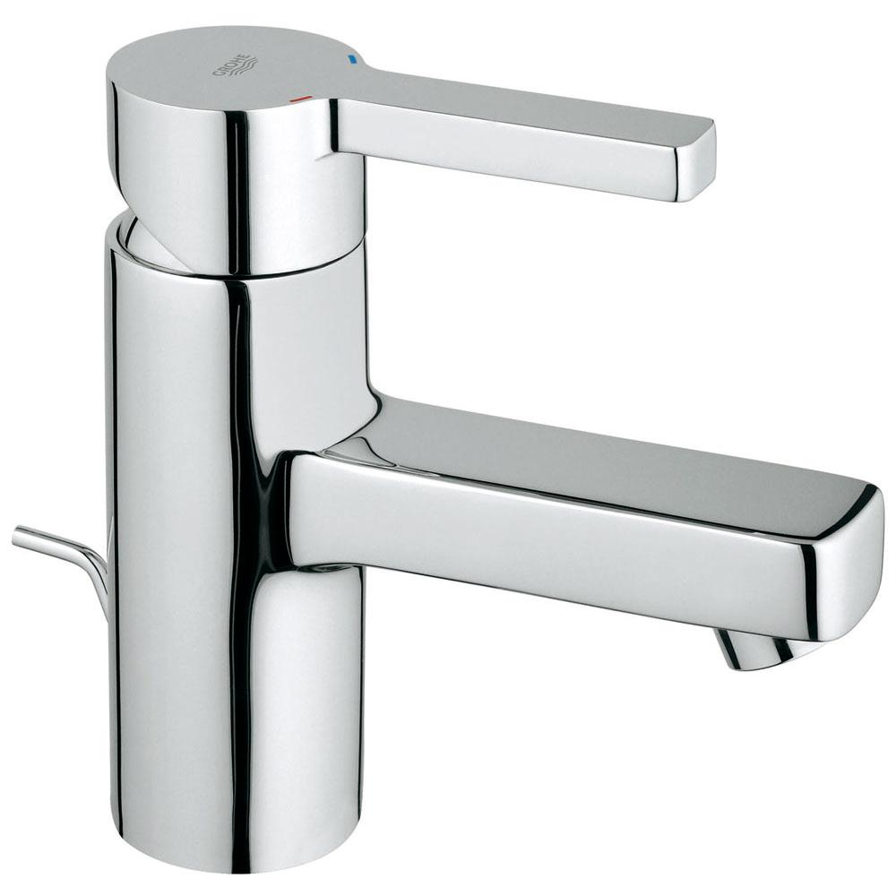 【直送商品】GROHE[グローエ] 洗面用水栓 【32 115 00J】 リネア シングルレバー洗面混合栓(引棒付) [新品]【NP後払い不可】