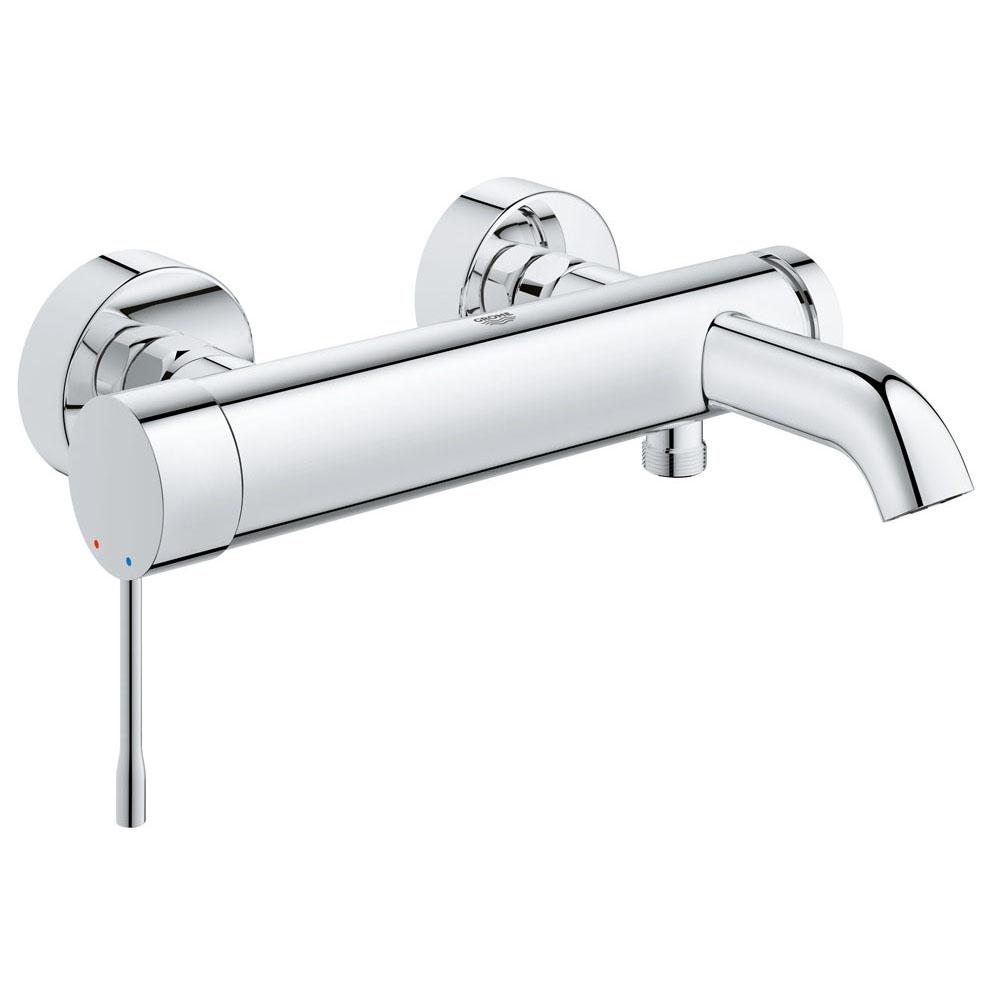【直送商品】GROHE[グローエ] 浴室用水栓 【JP 268 900】 エッセンス シングルレバーバス・シャワー混合栓 [新品]【NP後払い不可】