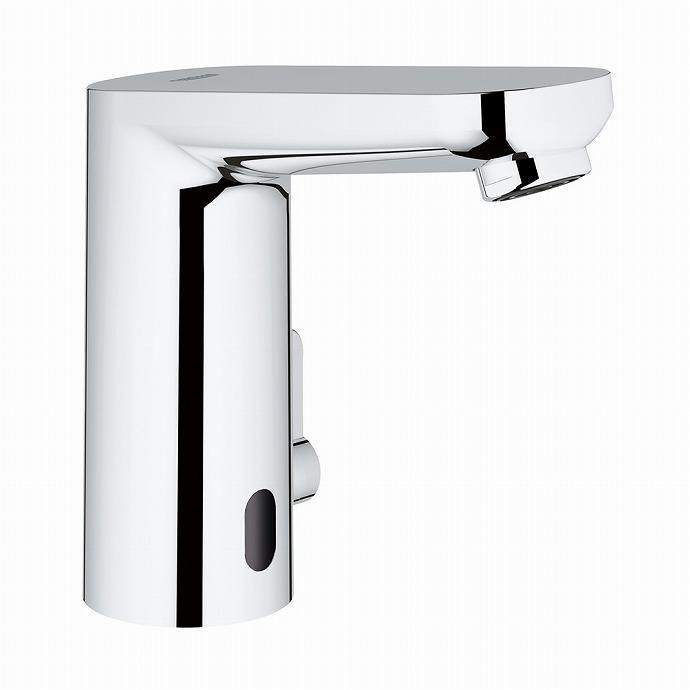 GROHE[グローエ]ユーロスマートコスモポリタンE・自動混合水栓(引棒なし)【3632710J】【メーカー直送のみ・代引き不可・NP後払い不可】[新品]