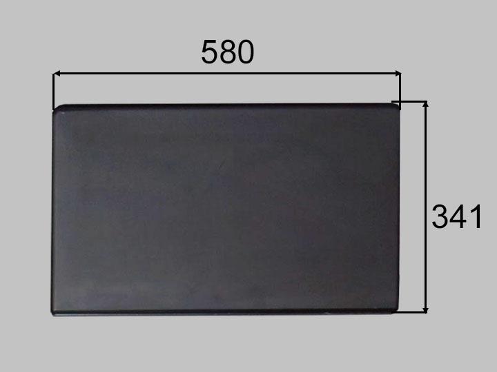 INAX・LIXIL 浴室部品 クッション【CCB-2/K】ブラック 浴室レスト・クッション品 [新品]