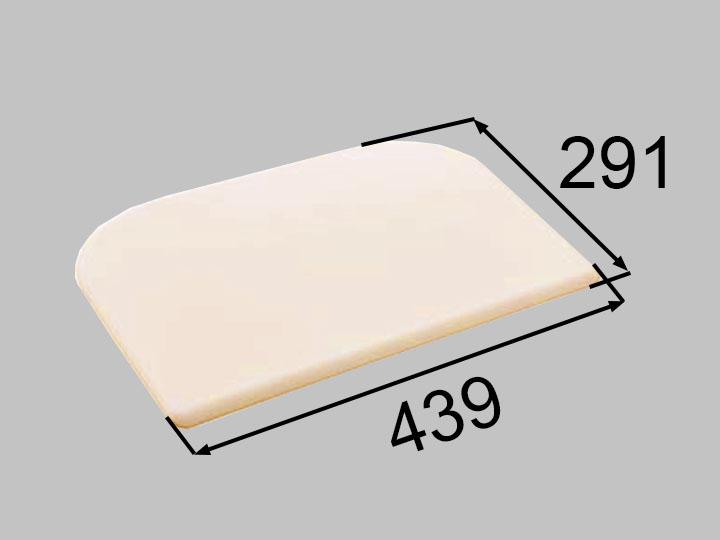 INAX・LIXIL 浴室部品 クッション【CCB-3/B】アイボリー 浴室レスト・クッション品 [新品]