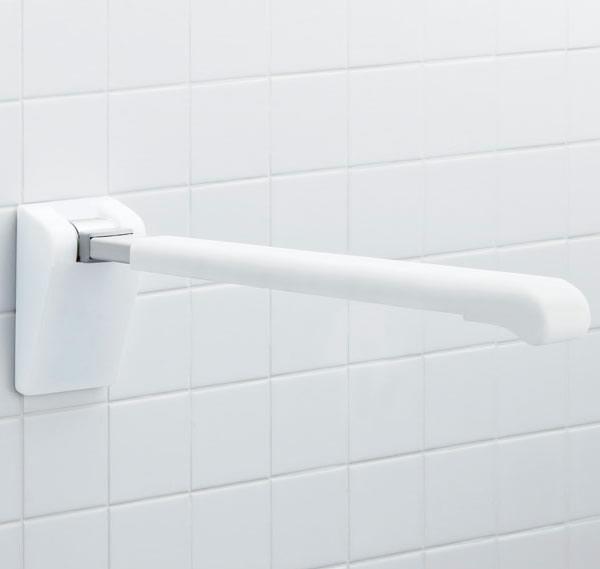 INAX/イナックス/LIXIL/リクシル【NKF-AA481H70】 住宅用はね上げ式手すり(左右共通仕様) トイレアクセサリー【NKFAA481H70】[新品]
