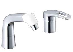 INAX LIXIL・リクシル 洗面器・手洗器用水栓金具【LF-HX360SYR(500)】 マルチシングルレバー 【LFHX360SYR500】[蛇口][新品]