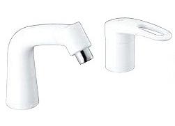 INAX LIXIL・リクシル 洗面器・手洗器用水栓金具【LF-HX360SYRN(500)/BW1】(寒冷地対応)マルチシングルレバー【LFHX360SYRN500】[蛇口][新品]
