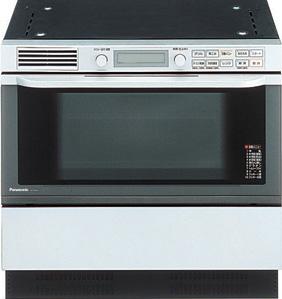【NE-DB701P】【NE-DB701WP】パナソニック ビルトイン 電気オーブンレンジ 200V 熱風循環方式・2段調理 (スチーム機能なし) (ブラック/シルバー)[新品]