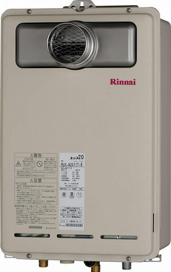 リンナイ ガス給湯器【RUX-A1601T-L-E】[23-8342] [新品]