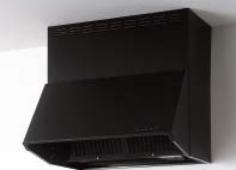 クリナップ レンジフード間口60cm(600mm)【ZRS60NBC12FKZ-E】深型レンジフード(シロッコファン)本体 ブラック ※横幕板別売 [納期10日前後][新品]