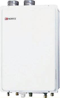 ノーリツ ガス給湯器 【GT-2051AWX-FF-2BL】 ふろ給湯器(セットフリー設置型) 20~2.5号 :給湯・追焚 同時使用時(給湯単独使用時:24号) [新品]