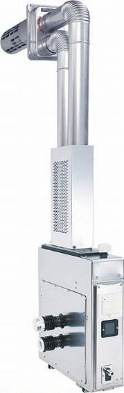 ノーリツ ガス給湯器 【GUS-100D】 バランス型ふろがま [新品]