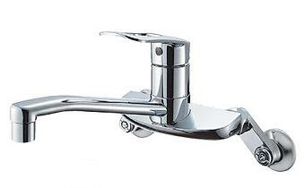 三栄水栓[SANEI]【K2710E-13】シングル混合栓[新品]