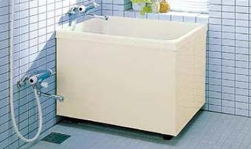 INAX LIXIL・リクシル 浴槽 ポリエック 900サイズ 和風タイプ 2方全エプロン【PB-902BL/L11】 左排水【メーカー直送のみ・代引き不可・NP後払い不可】[新品]