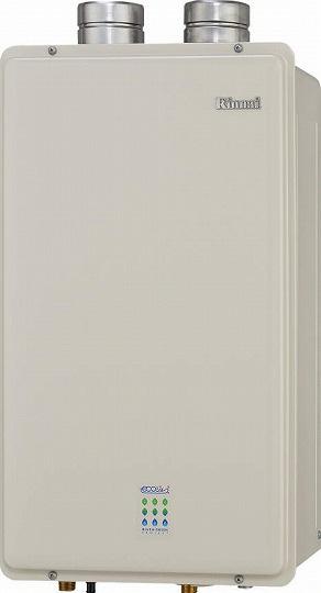 リンナイ ガス給湯器【RUX-E1600F】[23-5484] RUX-E2400_FFシリーズ[新品]