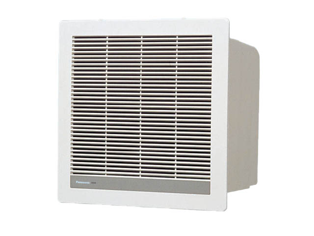パナソニック 換気扇【FY-14ZL-W】 壁面埋込形空調換気扇 壁埋熱交形 連動式シャッター 色=ホワイト 温暖地・準寒冷地用 [新品]