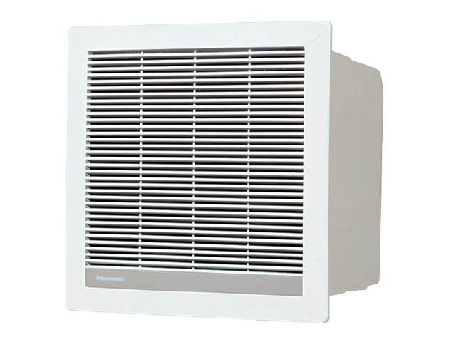 パナソニック 換気扇【FY-14ZTD-W】 壁埋込形空調換気扇 壁埋熱交形 電気式シャッター 急速換気付 色=ホワイト 温暖地・準寒冷地用 [新品]