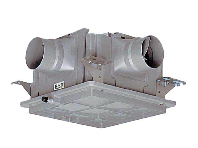 パナソニック 換気扇【FY-18DPC1】 中間用ダクトフアン3室用 樹脂製 1?3室用 風圧式シャッター 樹脂製[新品]