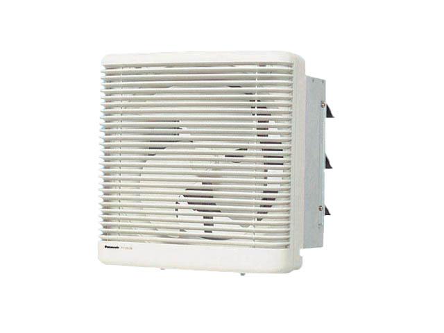 パナソニック 換気扇【FY-20LSE-W】 インテリア型 有圧換気扇 インテリア形有圧換気扇 低騒音形 インテリア格子タイプ ルーバー色:ホワイト[新品]