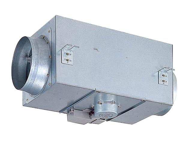 パナソニック 換気扇【FY-25DZM4】 中間ダクトファン オール金属タイプ オール金属形・排気〈強-弱〉 風圧式シャッター 鋼板製[新品]