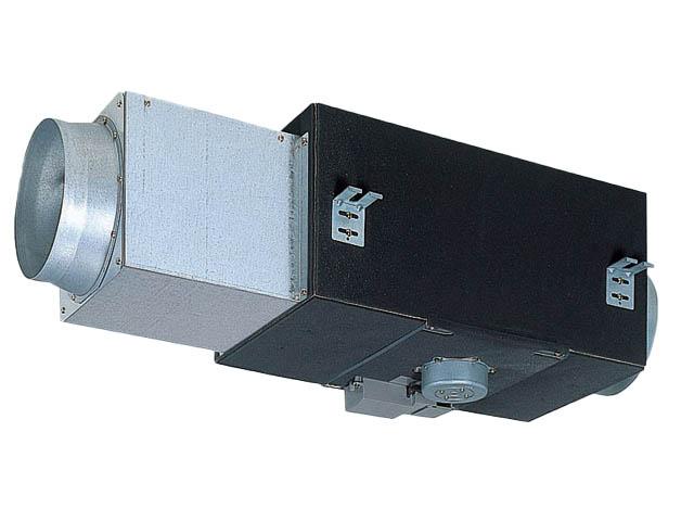 パナソニック 換気扇【FY-25DZS4】 中間ダクトファン/消音形(給気?排気兼用 消音形・給排兼用〈強-弱〉 風圧式シャッター 鋼板製(羽根:樹脂製)[新品]